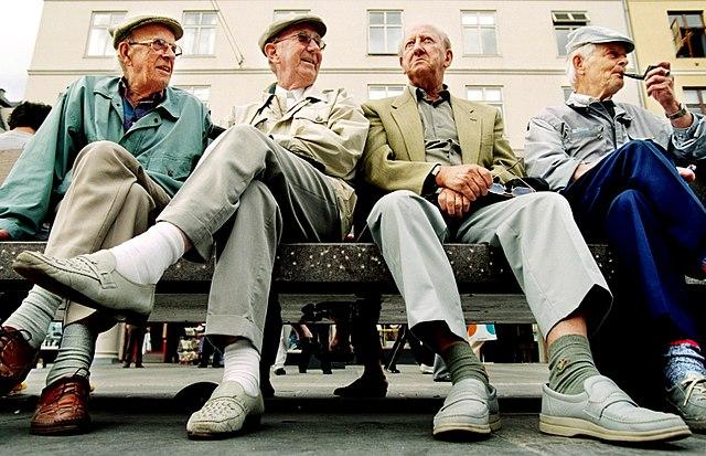 Een van onze specialisaties is geriatriefysiotherapie. Dat is een ander woord voor fysiotherapie voor oude mensen.